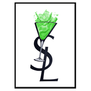 YSL Cocktail Green (202)