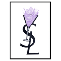 YSL Cocktail Violet (209)