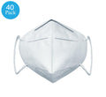 KN95 MASKS 4 PLY (4 packs of 10)