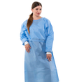 Level 1 PP/PE Isolation Gowns