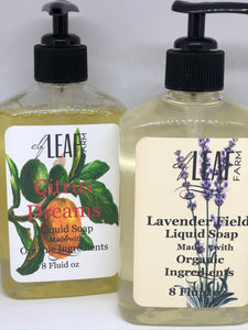 Citrus Dreams Liquid Soap