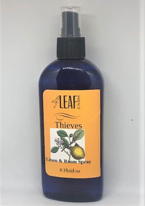 Thieves Oil Linen & Room Spray 8 oz