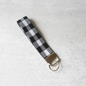 Stretch Elastic Pin Fob