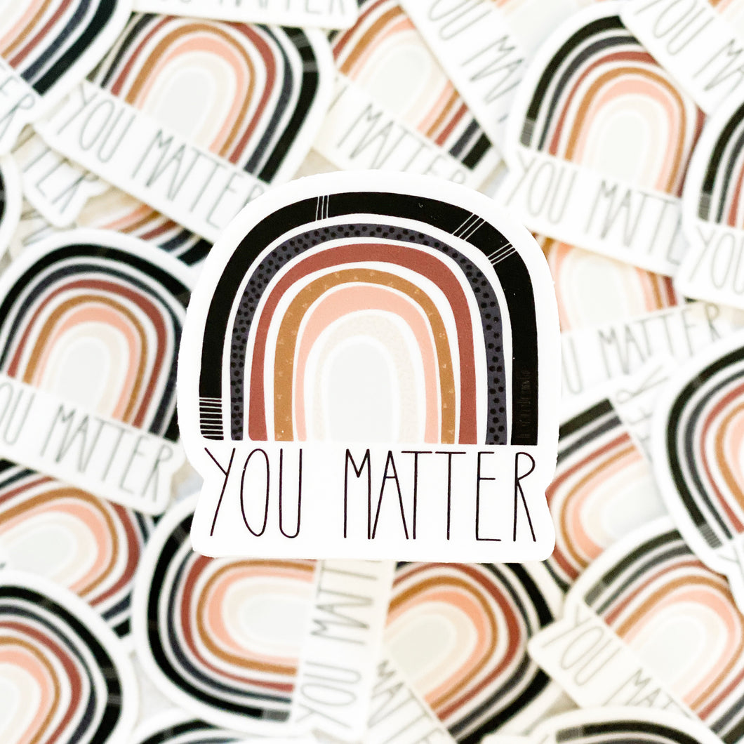 You Matter Stickers