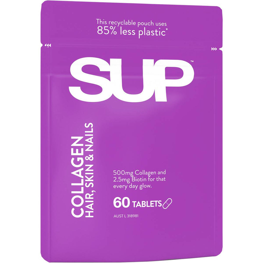 SUP COLLAGEN HAIR, SKIN & NAILS 60 Film Coated Tablets