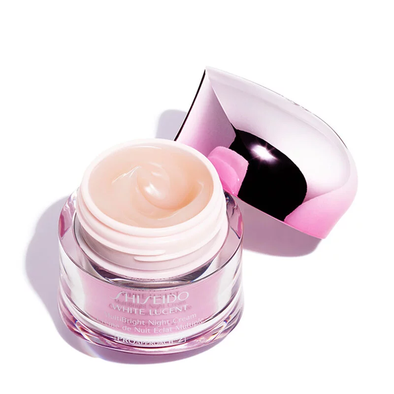 SHISEIDO White Lucent - MultiBright Night Cream 50ml