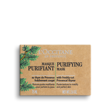 Load image into Gallery viewer, L'OCCITANE Purifying Mask 75ML