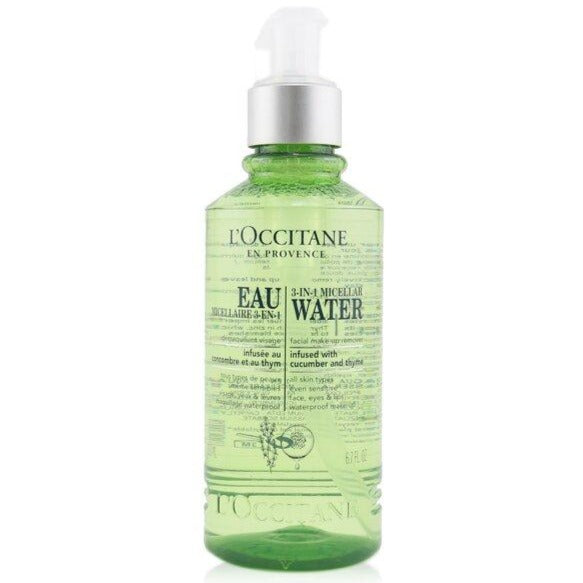 L'OCCITANE Cleans Inf 3In1 Micellar Water 200ML