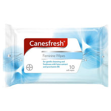 Load image into Gallery viewer, Canesten Feminine Intimate Wipes 10 Soft Wipes