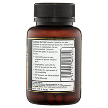 Load image into Gallery viewer, GO Healthy Sugar Support 60 Vege Capsules