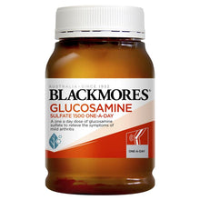 Load image into Gallery viewer, Blackmores Glucosamine Sulfate 1500mg One-A-Day 180 Tablets