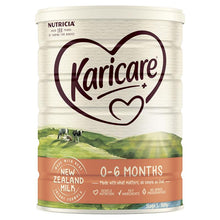 Load image into Gallery viewer, Karicare+ 1 Infant Formula From Birth 0-6 Months 900g