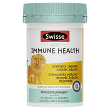 Load image into Gallery viewer, SWISSE Kids Immune Health 60 Tablets