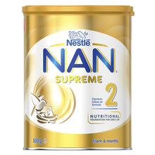 Load image into Gallery viewer, NAN SUPREME Stage 2 Follow-On Formula 6-12 Months 800g