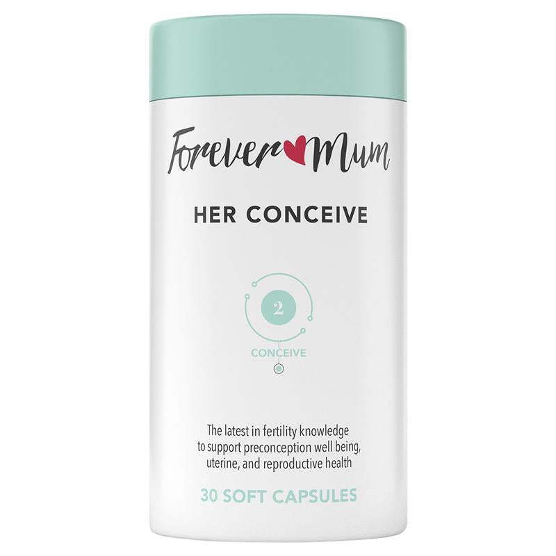 Forever Mum Her Conceive 30 Soft Capsules