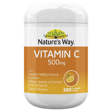 Load image into Gallery viewer, Nature's Way Vitamin C 500mg 300 Tablets
