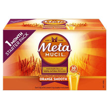 Load image into Gallery viewer, Metamucil Smooth Orange 30 Sachets