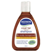 Load image into Gallery viewer, Redwin Coal Tar Shampoo 250ml