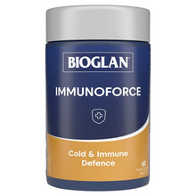 Load image into Gallery viewer, Bioglan Immunoforce 60 Tablets