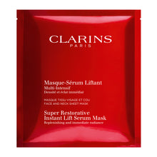 Load image into Gallery viewer, CLARINS Super Restorative Instant Lift Serum-Mask 5 PC
