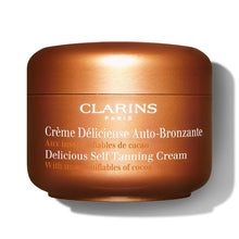 Load image into Gallery viewer, CLARINS Delicious Self Tanning Cream 125mL