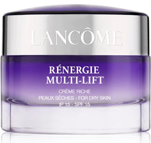 Load image into Gallery viewer, LANCOME Renergie Multi-Lift Day SPF 15 - Dry Skin 50ml (Rich)