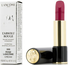 Load image into Gallery viewer, LANCOME LIPSTICKS L'Absolu Rouge 368 Rose LANCOME Cream
