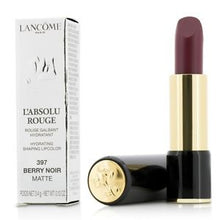 Load image into Gallery viewer, LANCOME LIPSTICKS L'Absolu Rouge 397 Berry Noir
