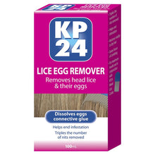 Load image into Gallery viewer, KP24 Head Lice/Nit Egg Remover 100ml