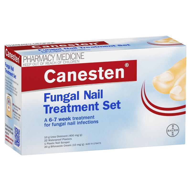 Canesten Fungal Nail Treatment Set (Limit of ONE per Order)