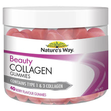 Load image into Gallery viewer, Nature's Way Beauty Collagen 40 Gummies