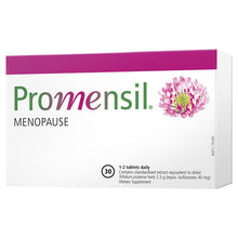 Load image into Gallery viewer, Promensil Menopause 30 Tablets
