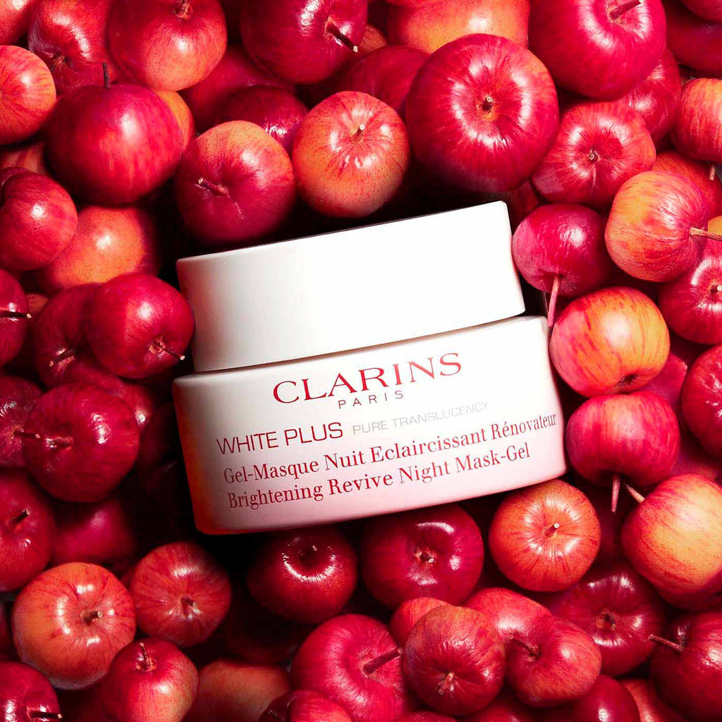 CLARINS White Plus Night Mask Gel 50mL