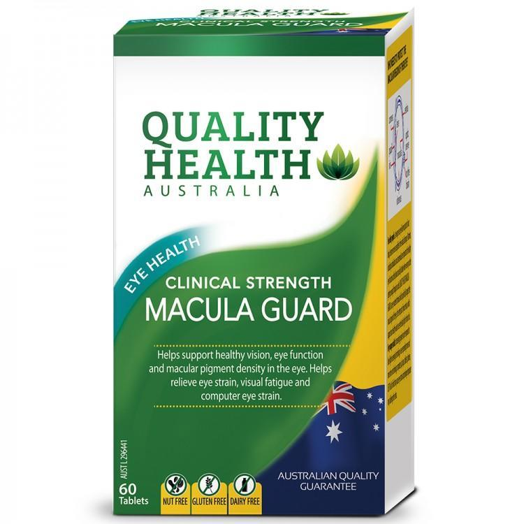 Quality Health Macula Guard 60 Tablets