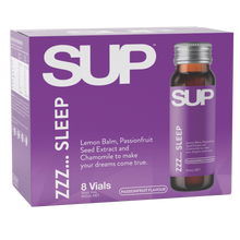 Load image into Gallery viewer, SUP ZZZ SLEEP SHOTS 8 x 50ml Vials