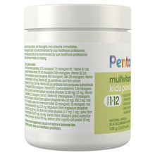 Load image into Gallery viewer, Pentavite Multivitamin + Iron Kids Powder 100g