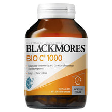 Load image into Gallery viewer, Blackmores Bio C 1000 150 Tablets