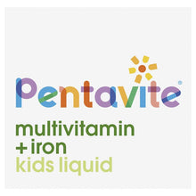 Load image into Gallery viewer, Pentavite Multivitamins with Iron Kids Oral Liquid 100mL