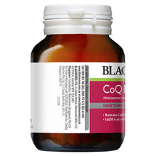 Load image into Gallery viewer, Blackmores CoQ10 150mg High Potency 30 Capsules