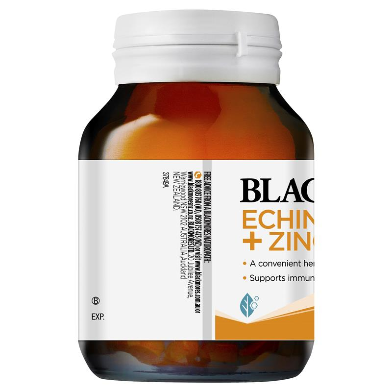 Blackmores Echinacea ACE+Zinc 60 Tablets