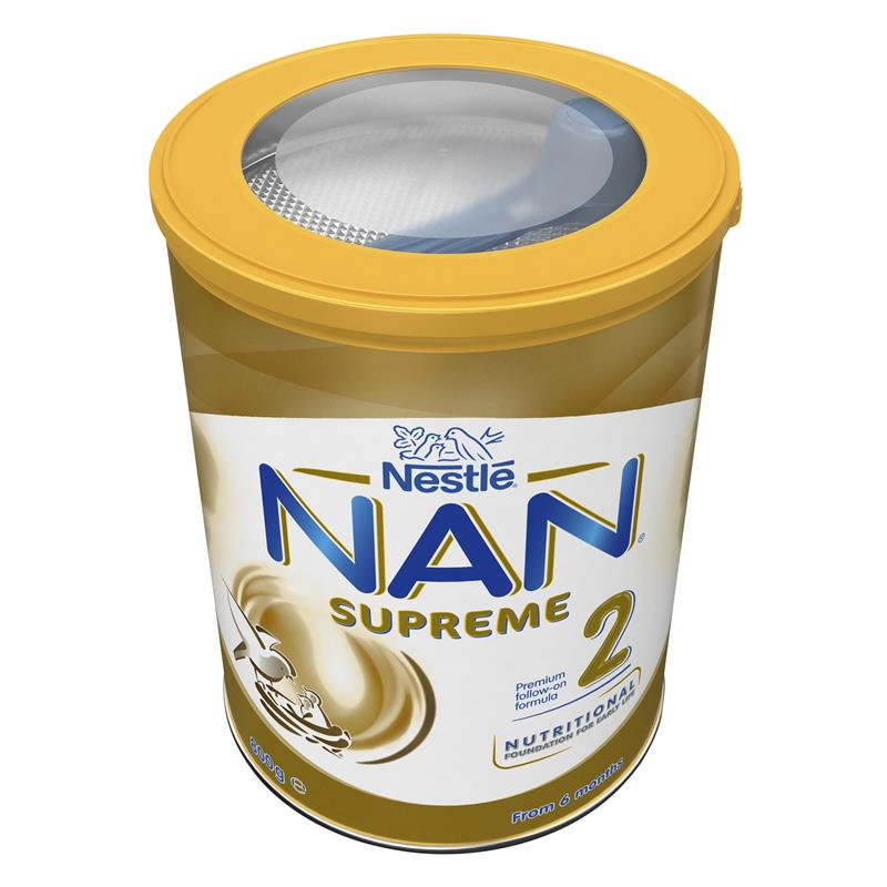 NAN SUPREME Stage 2 Follow-On Formula 6-12 Months 800g