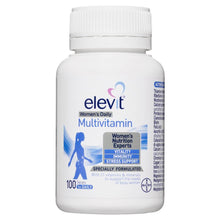 Load image into Gallery viewer, Elevit Women's Daily Multivitamin Tablets 100 pack (100 days)