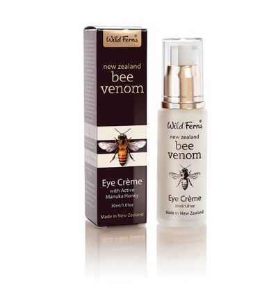 Wild Ferns Bee Venom Eye Creme with 80+ Manuka Honey 30ml