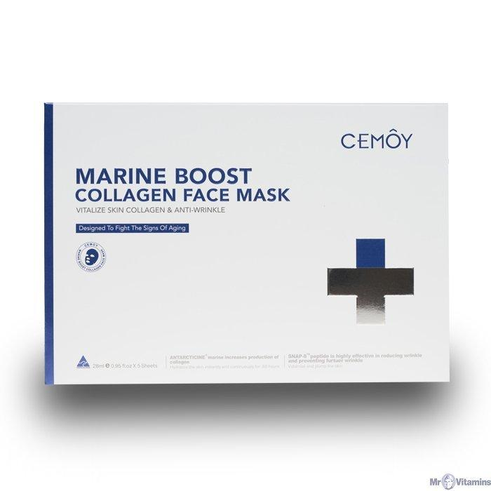 Cemoy Marine Collagen Mask 5x 28mL