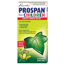 Load image into Gallery viewer, Prospan Chesty Cough for Children Ivy Leaf Extract Oral Liquid 200mL