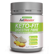 Load image into Gallery viewer, Naturopathica Fatblaster Keto Fit Digestive Fibre 100g