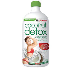 Load image into Gallery viewer, Naturopathica Fatblaster Coconut Detox 750ml