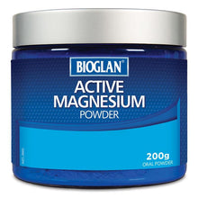 Load image into Gallery viewer, Bioglan Active Magnesium Powder 200g