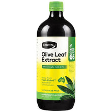 Load image into Gallery viewer, COMVITA Fresh-Picked Olive Leaf Extract Peppermint 1L