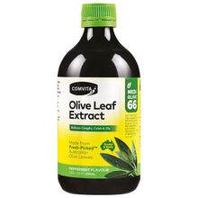 Load image into Gallery viewer, COMVITA Fresh-Picked Olive Leaf Extract Peppermint 500ml